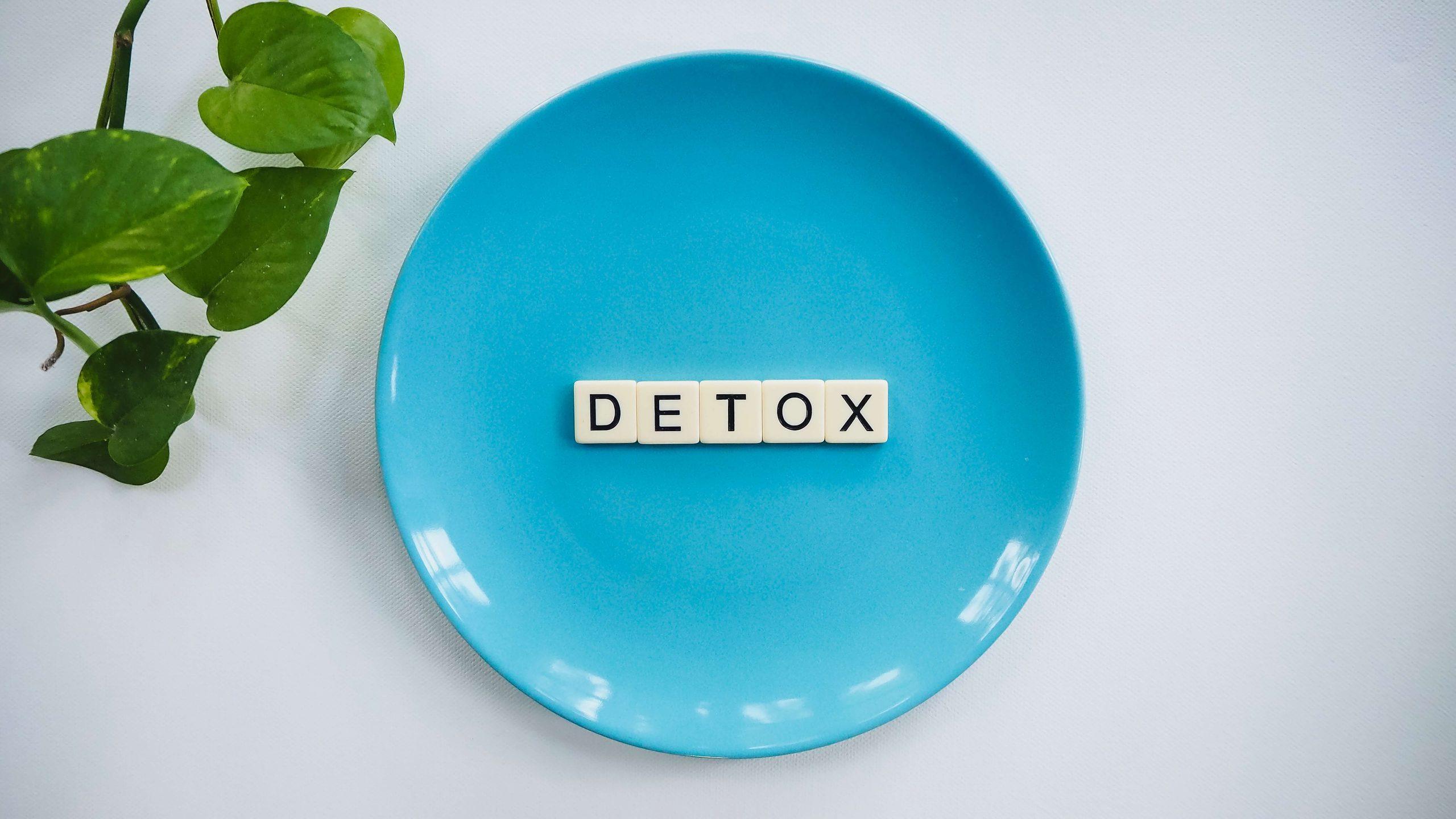 Dieta detox per disintossicare l'organismo in 7 giorni